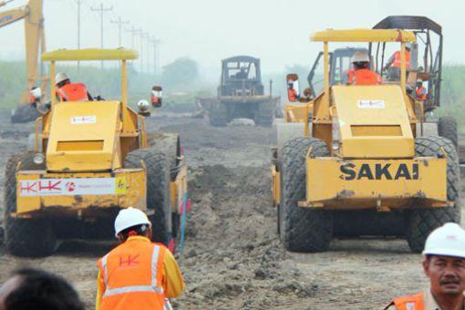 Sewa Alat Berat Untuk Proyek Jalan
