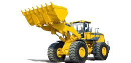 Sewa Alat Berat - Wheel Loader
