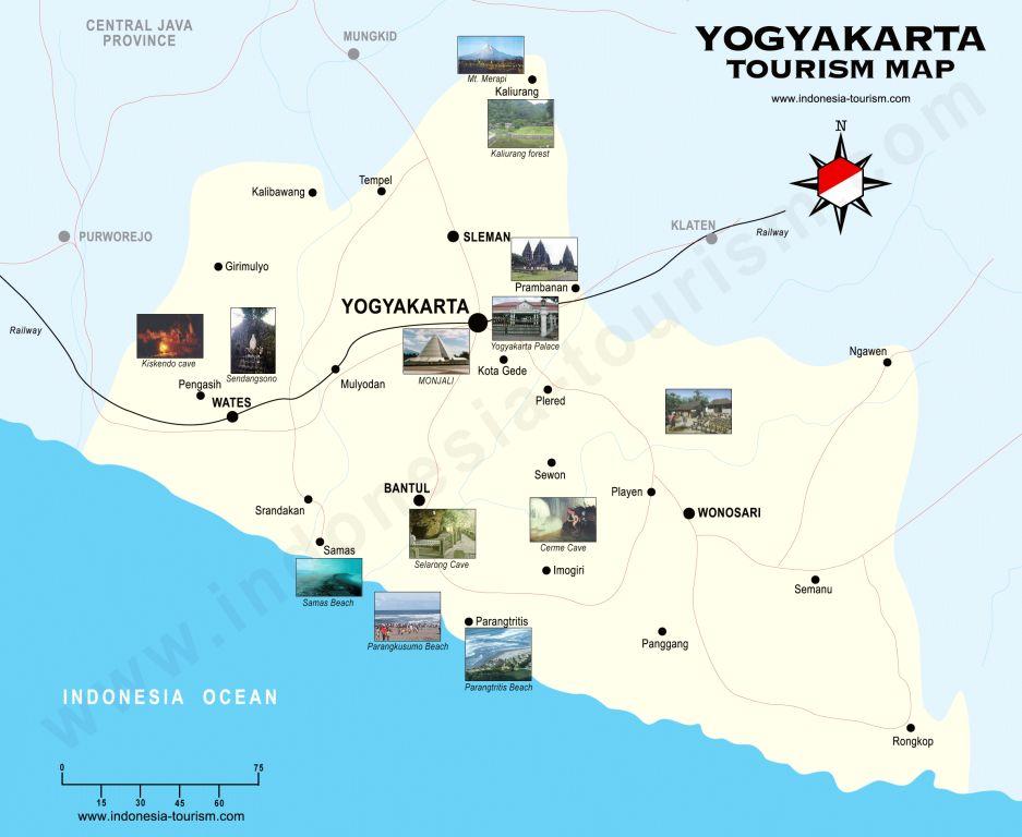 Inilah Obyek Wisata di Yogyakarta yang Bagus Dikunjungi Saat Musim Hujan