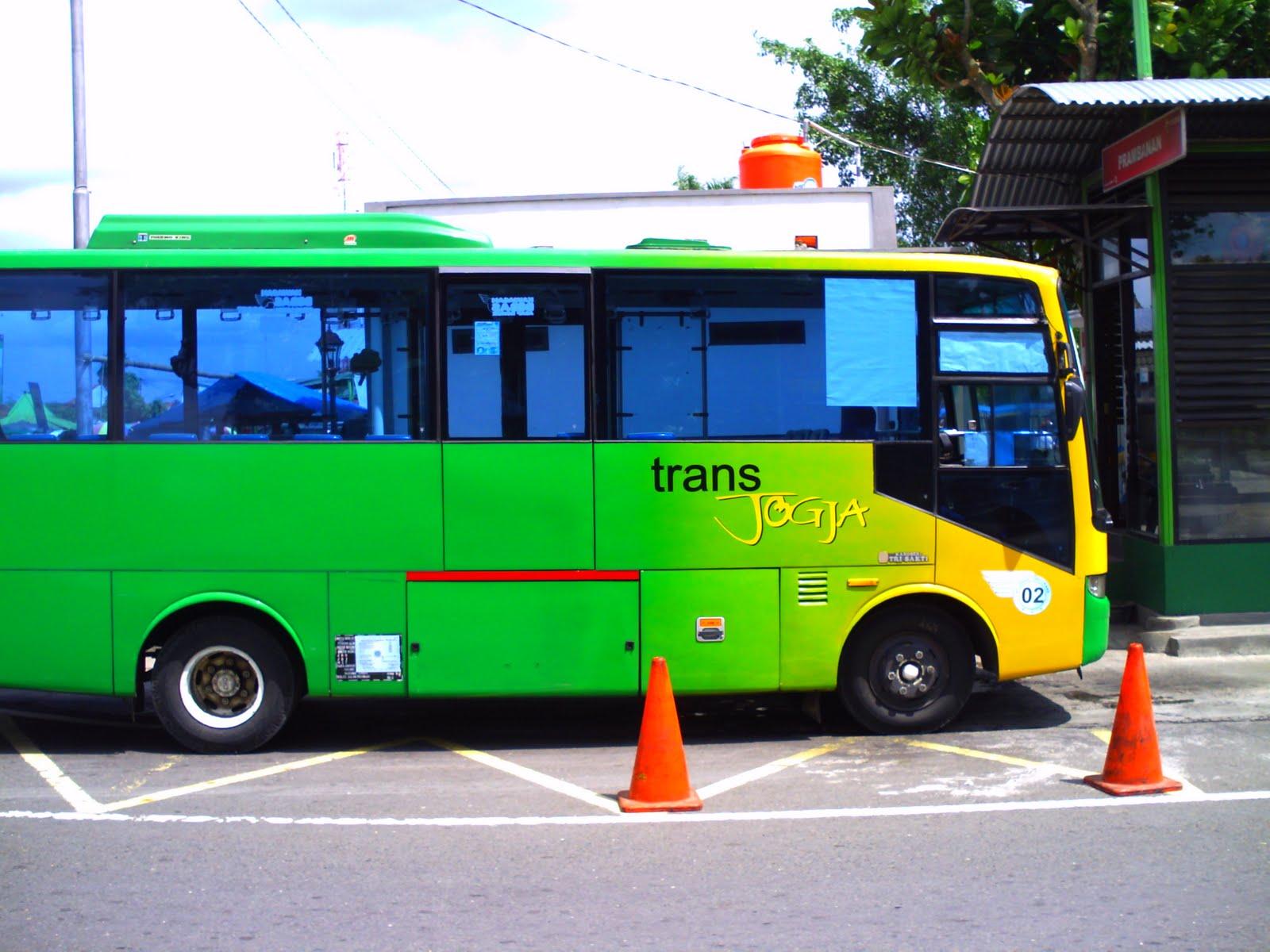 Tempat-tempat Menarik di Jogja yang Bisa Dicapai Menggunakan Trans Jogja
