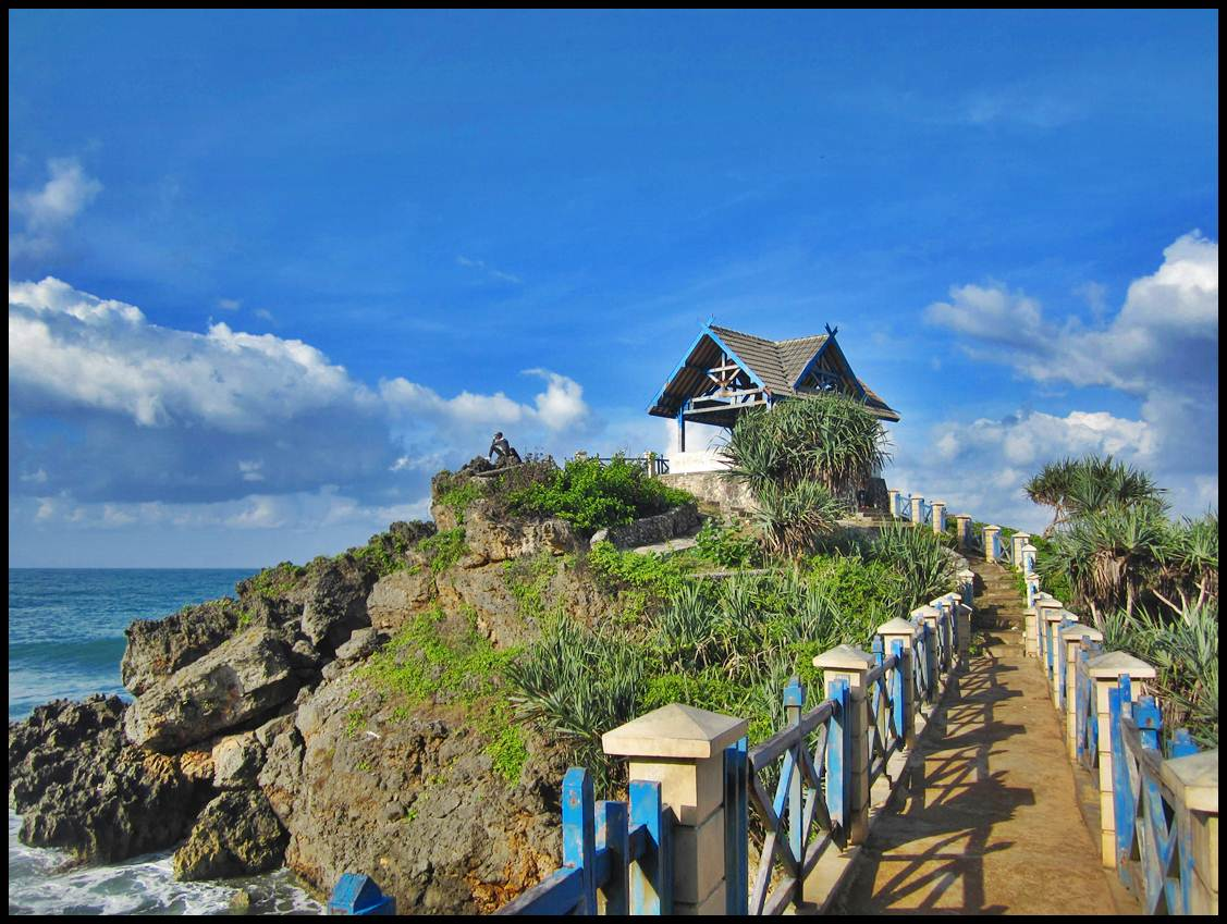 Pantai Kukup, Tanah Lotnya Jogja