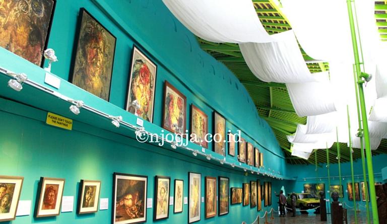 Museum Affandi, Sanggraloka Maestro Seni