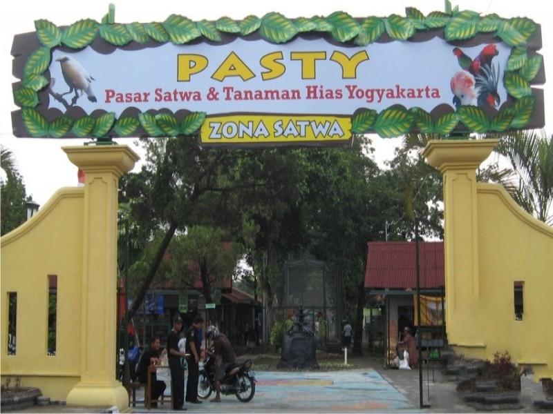 PASTHY, Pasar Satwa dan Kebun Binatang Mini yang Asyik Dikunjungi