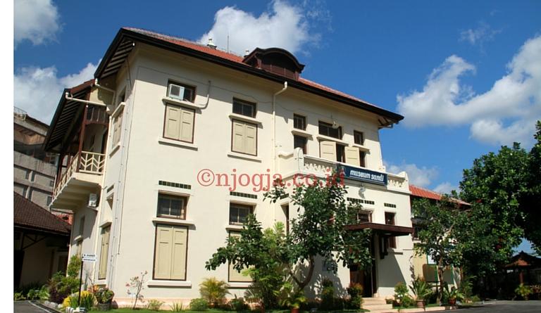 Museum Sandi Yogyakarta, Mengintip Koleksi Mesin Sandi dan Pesan Rahasia
