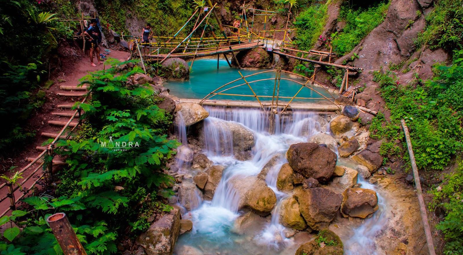 Kedung Pedut, Segarnya Bermain Air di Water Park Alami