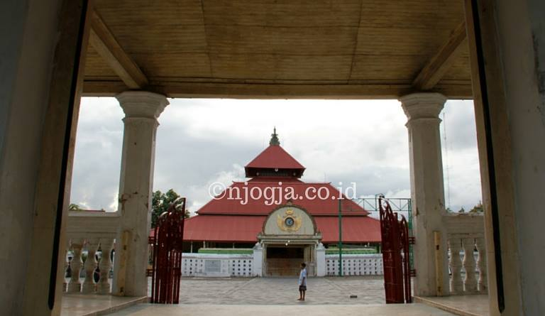 Masjid Gede Kauman, Saksi Bisu Perkembangan Kraton Yogyakarta