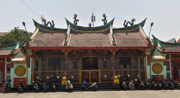 Berwisata di Klenteng Poncowinatan, Klenteng Tertua di Yogyakarta