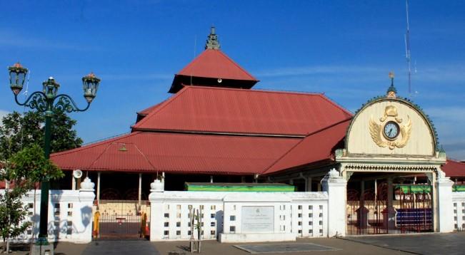 Masjid-Masjid Bersejarah Yang Ada di Yogyakarta