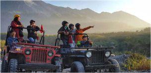 Paket Wisata Jogja Lava Tour Merapi