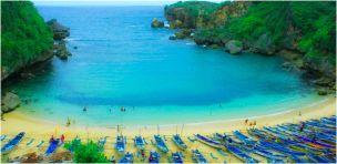 Paket Wisata Jogja Pantai Baron
