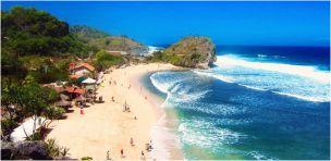 Paket Wisata Jogja Pantai Indrayanti