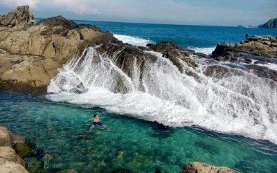 Indahnya Pantai Wedi Ombo, Pantai Alami di Timur Gunung Kidul